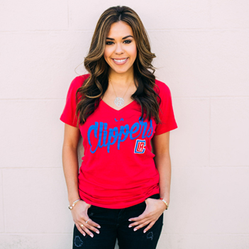 Clippers Fangirl Taylor Felix and Fangirl Sports Network