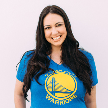 Warriors Fangirl Steph McCarroll and Fangirl Sports Network